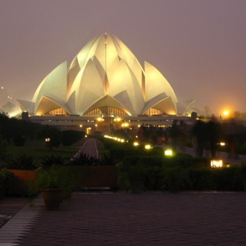 Lotus Temple (Delhi, India)