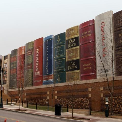Kansas City Library (Missouri, USA)